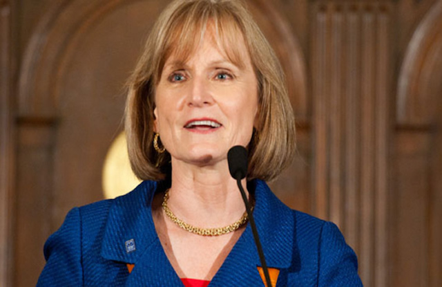 Republicans are delaying action on Mary Wakefield's nomination as HHS secretary. (photo from rural healthcaucus.com)