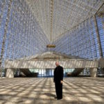 Christ Cathedral transformation about 40 percent complete