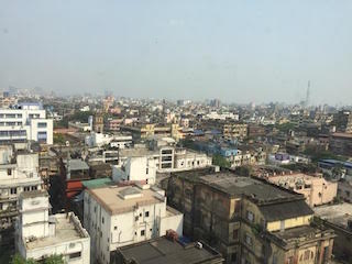 City view of Kolkata