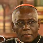 Cardinal Sarah: Face east from Offertory on