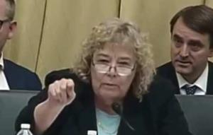Zoe Lofgren at hearing