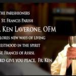 Franciscans leave Sacramento parish