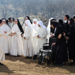 Tehachapi nuns praying for a chapel