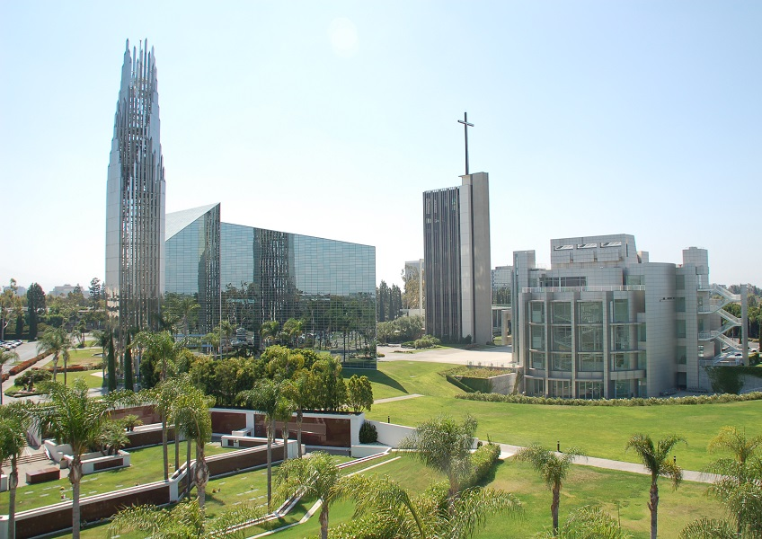 Christ Cathedral campus (Diocese of Orange)