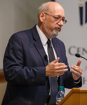 Richard Doerflinger is a public policy fellow at the University of Notre Dame's Center for Ethics and Culture. He served for 36 years as head of the Secretariat of Pro-Life Activities for the U.S. bishops' conference. In a July 6 essay for Public Discourse, Doerflinger discussed what he sees as serious threats to the Weldon Amendment. (photo from ethicscenter.nd.edu)