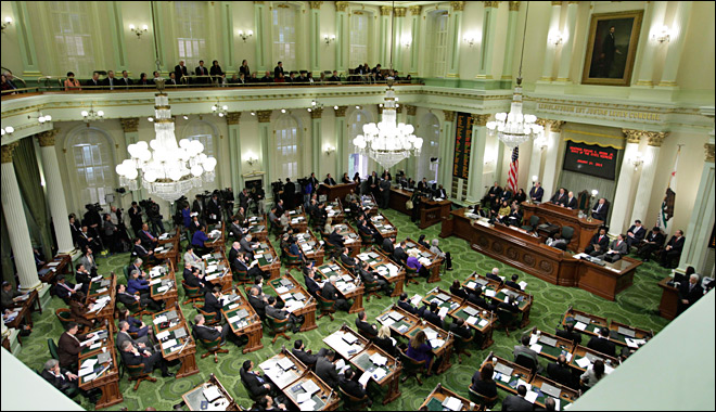 california state legislature essay California, colorado, maine and the effects of legislative term limits by jennifer drage bowser smaller population state with a citizen legislature.