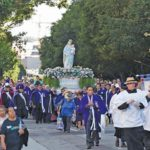 Marian procession to mark Los Angeles' 235th birthday