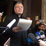 Let's not rush to judge Cardinal Pell, Pope Francis says