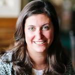 Julie Orio, the new vice-provost of student life.