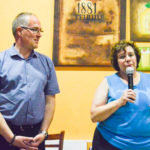 Hot topic at Theology on Tap event fills the room