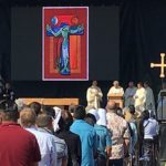 Thousands attend Anniversary Mass for Orange diocese