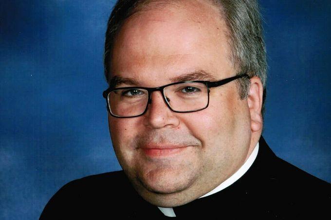 Fr. Philip Bochanski. Courtesy of Carmel Communications. (photo from Catholic News Agency)