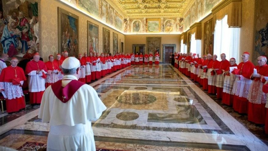(picture from L'Osservatore Romano)