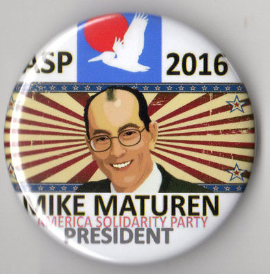 Mike Maturen pin (image from picclick.ca)