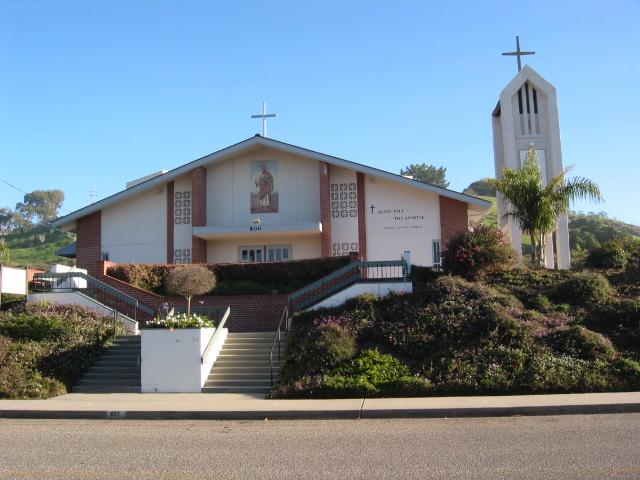 St. Paul the Apostle Church, exterior