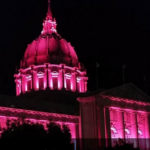 San Francisco 'goes pink' for Planned Parenthood