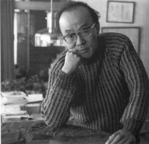 Shusako Endo (image from ndbooks.com)