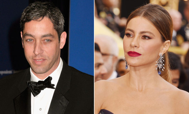 Nick Loeb and Sofía Vergara (Photo: Getty Images)