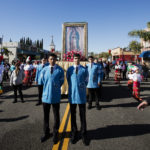 Dance, music and prayer at 85th annual procession and Mass in East LA