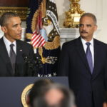 California hires Eric Holder to fight Trump