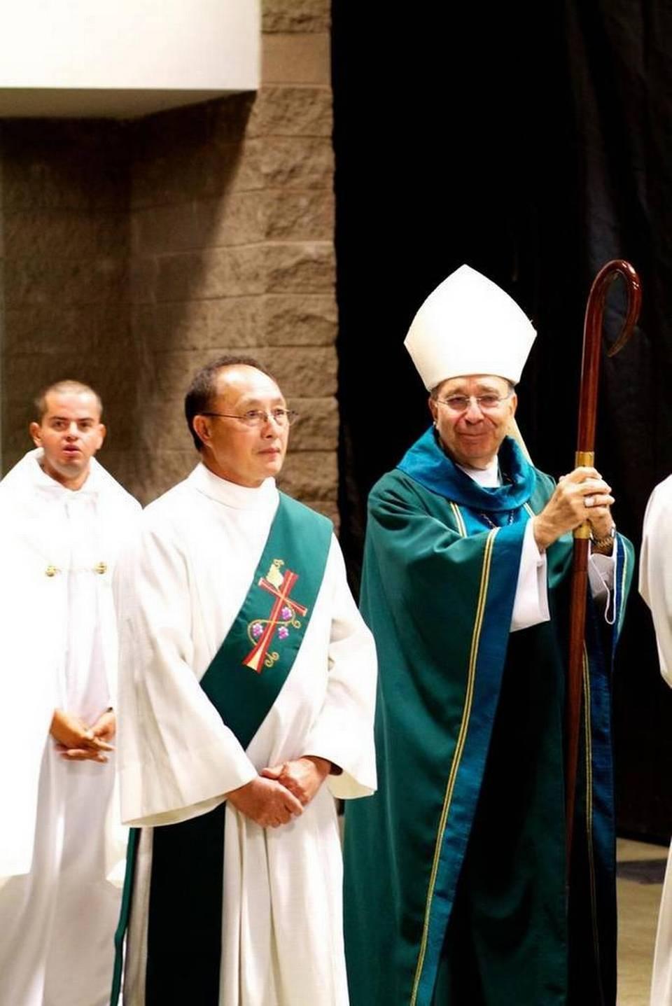 Bishop of fresno