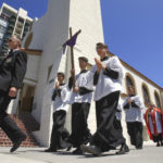 San Diego U-T covers Good Friday procession