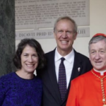 Cardinal Cupich praises Illinois Governor Rauner for pledge to veto abortion funding