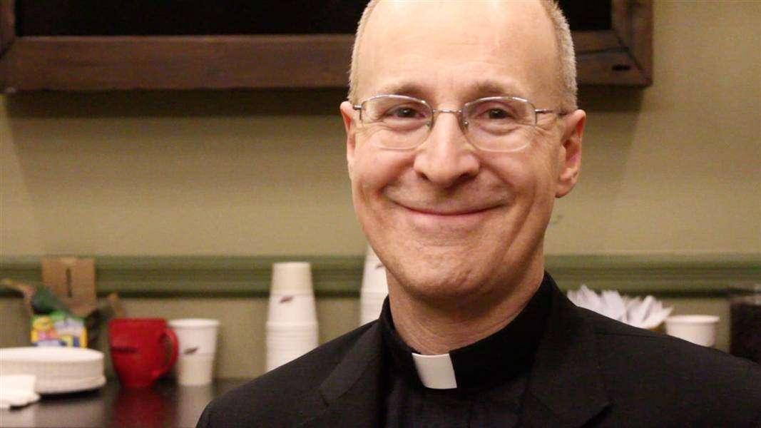 James martin jesuit