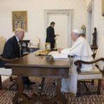 Pope Francis, President Trump meet at Vatican