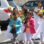 Children consecrated to Mary on Fatima centennial