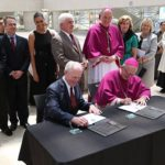 Contract signed for makeover of Christ Cathedral