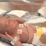 Baby left dead in hospital bathroom finally buried