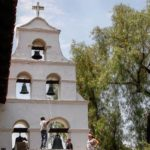 Bells ring out to celebrate founding of California's oldest mission