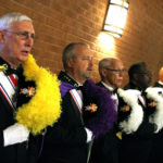 Knights of Columbus change Fourth Degree uniforms