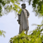 In Los Angeles, Columbus Day is toppled like a Confederate statue
