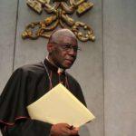 Cardinal Robert Sarah finds fault with Fr. James Martin's stance on gays