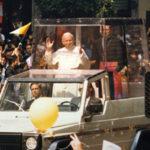 St. John Paul II was here