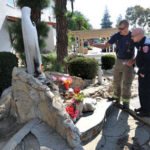 Our Lady of Fatima statue vandalized in Chino