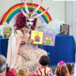 Long Beach library hosts Drag Queen Story Hour