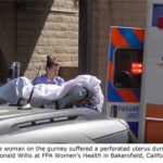 Woman suffers serious injury, nearly dies after botched abortion