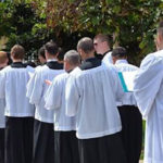 FSSP choir to sing at Jesuit parish