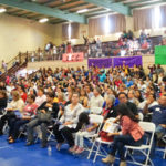 550 attend meeting of Hispanic faithful in Oakland diocese