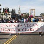 In LA, massive Marian procession ahead of Guadalupe feast