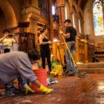 Vandalism at Pasadena church follows a recent pattern