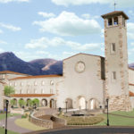 Construction starts on new St. Michael's Abbey in Orange County