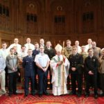 St. Patrick's Seminary hosts discernment retreat for prospective military chaplains