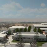 Design unveiled for new parish church in Santa Ana