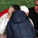 'Is my dad in heaven?' little boy asks pope