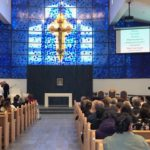 Crowds witness consecration of rebuilt Holy Cross Church in San Jose
