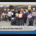 More sex-ed protests in San Diego